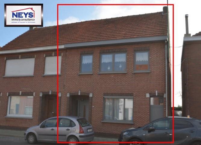 Te koop: huis te Essen-Centrum - Beliestraat 89