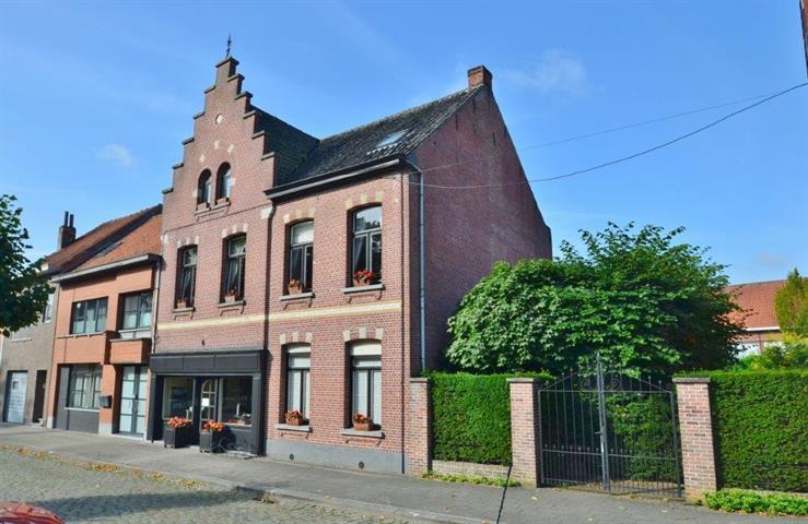 Te koop: herenhuis te Essen-Statie - Sint-Antoniusplein 18