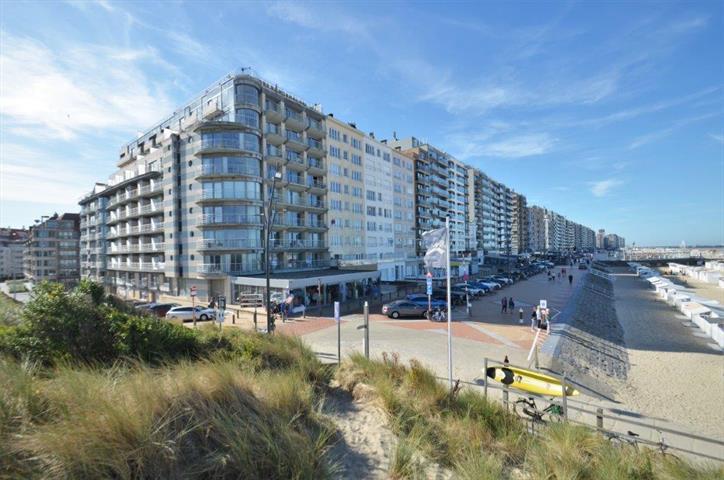 Te koop: gelijkvloerse verdieping te Blankenberge - J. Gadeynelaan 1