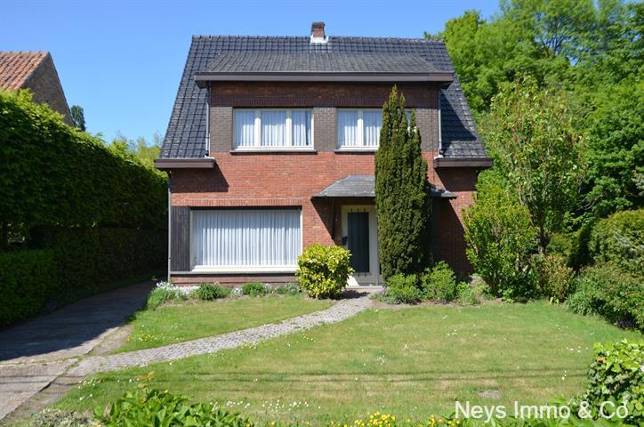 Te koop: huis te Kalmthout - Achterbroeksteenweg  65
